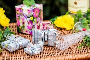 Geburtstagskorb