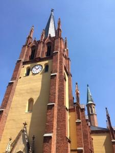 Heilig Geist Kirche Werder
