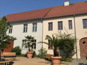 Posthaltereihof vom Standesamt Beelitz